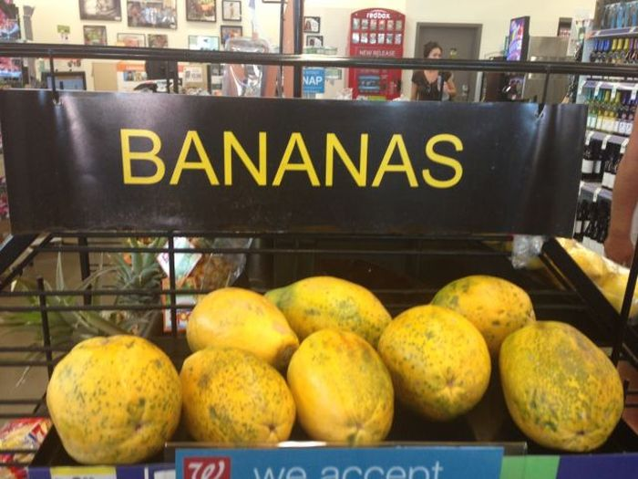 Image result for strange grocery signs