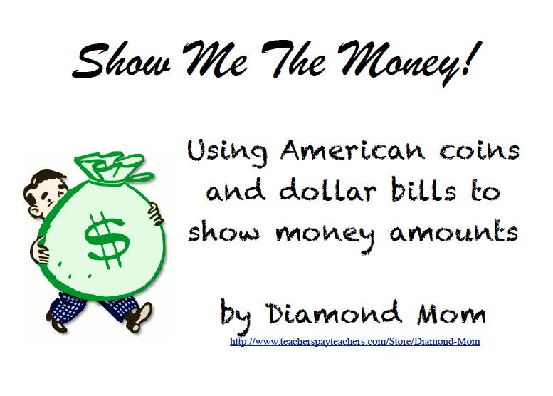 https://www.teacherspayteachers.com/Product/Show-Me-The-Money-American-Money-version-646152