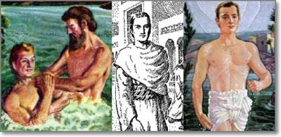 JW Enciclopedia: Barba