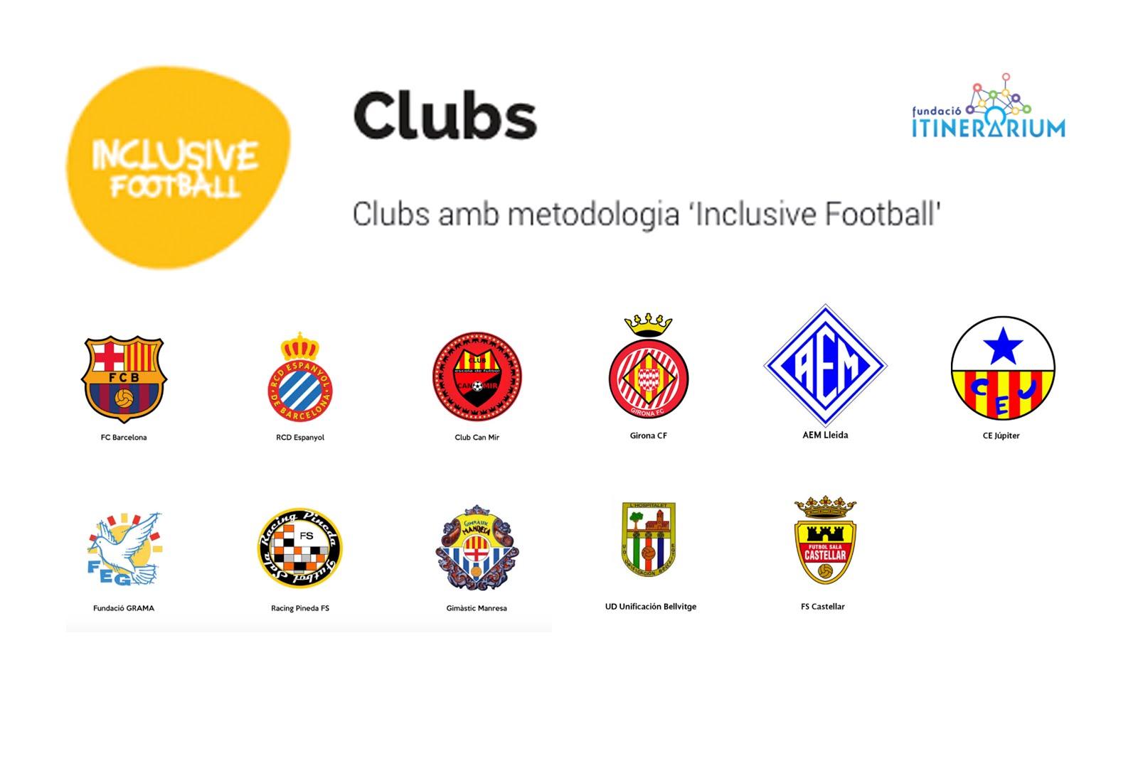 """Inclusive football"""