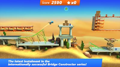 Bridge Constructor Stunts v1.2 APK