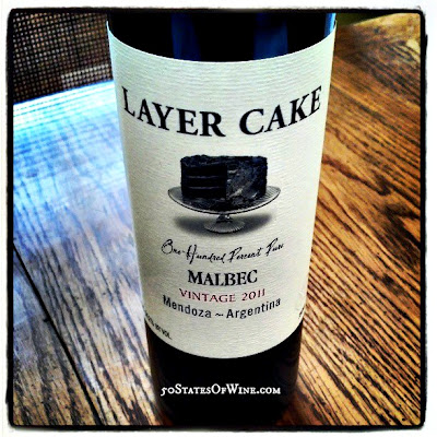 Layer Cake Wine 2011 Malbec