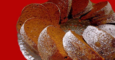 Washington Post Pumpkin Bundt Cake
