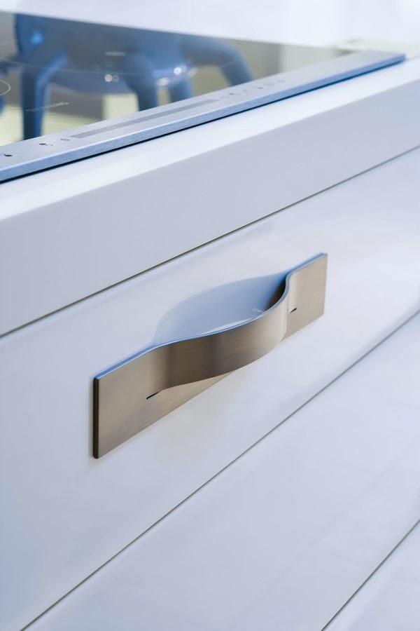 Tirador cocina moderno td67 tu cocina y ba o - Tiradores y pomos para muebles ...