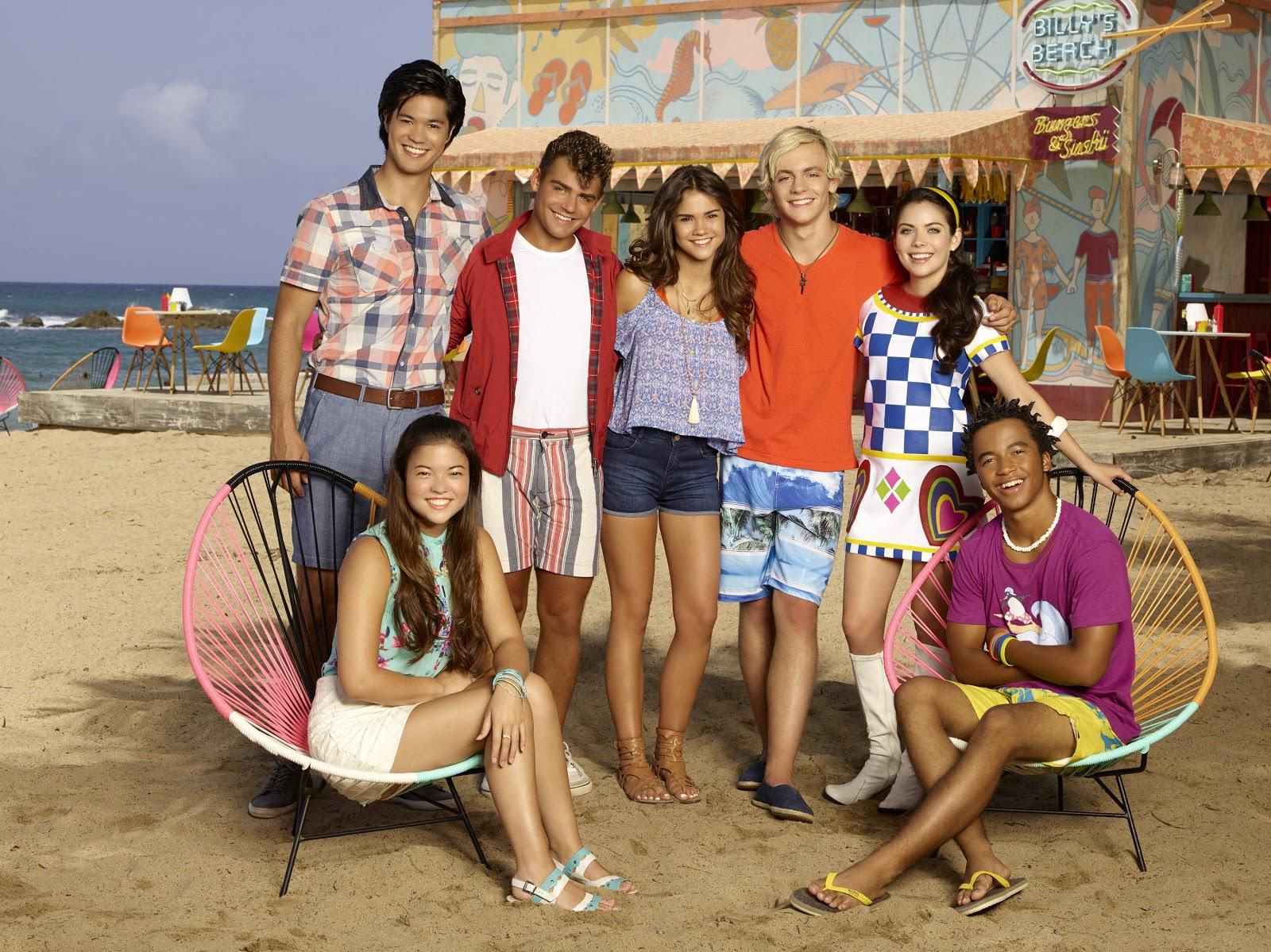 estreno de la pel u00edcula teen beach 2 - tvcinews