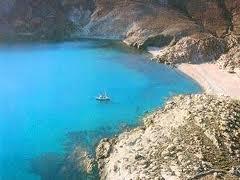 Livada beach, Tinos, Cyclades