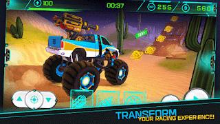 Canavar Kamyon Transformers 2 Yeni