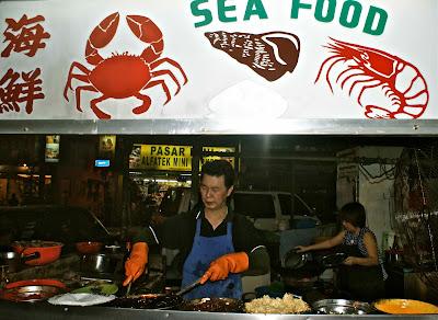 Best streetfood in Kuala Lumpur