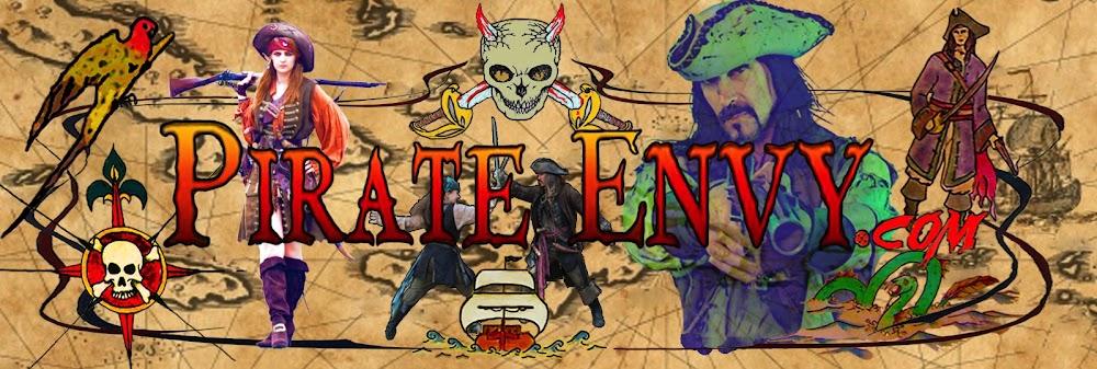 Pirate Envy