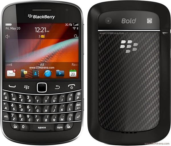 Kumpulan Daftar Harga Handphone Blackberry Terbaru Maret 2014