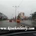 Keadaan banjir Di Kota Tinggi Johor Semalam