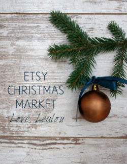 Etsy Christmas Market