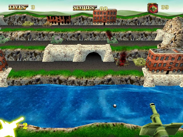 Download Game Tank Assault
