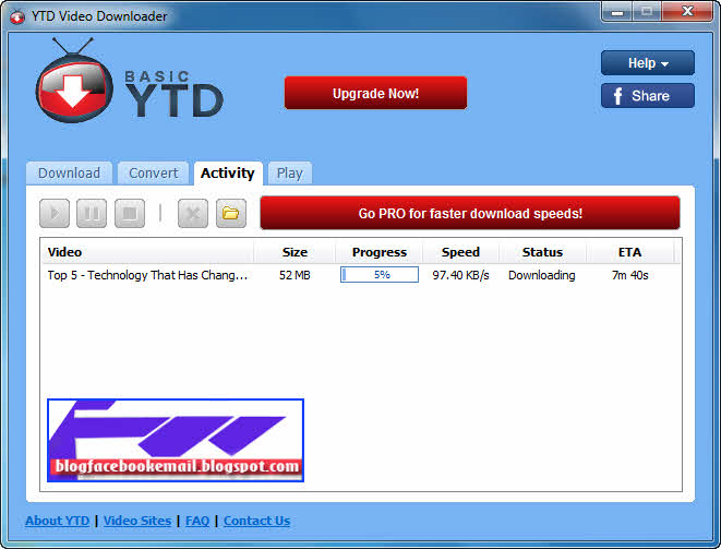 4 aplikasi download video internet gratis terbaik untuk pc aplikasi untuk download video ytdownloader ccuart Image collections