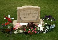 James Dean grave