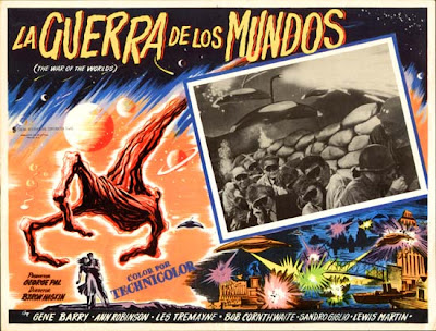 The War of the Worlds (La guerra de los Mundos)( 1953).