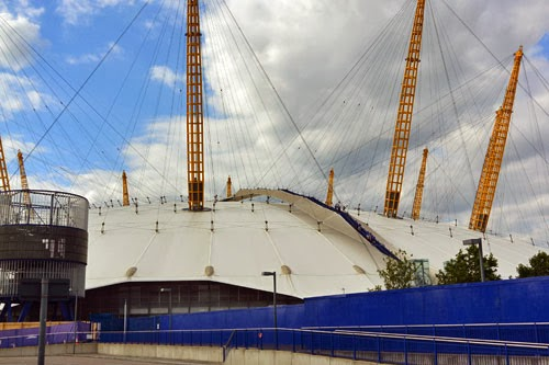 O2 Arena London, Greenwich, UK