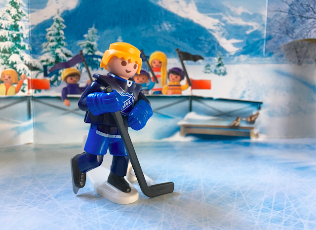 Playmobil NHL降临日历