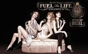 parfum fuel for life diesel