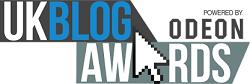 Nominated for the UK Blog Awards 2017