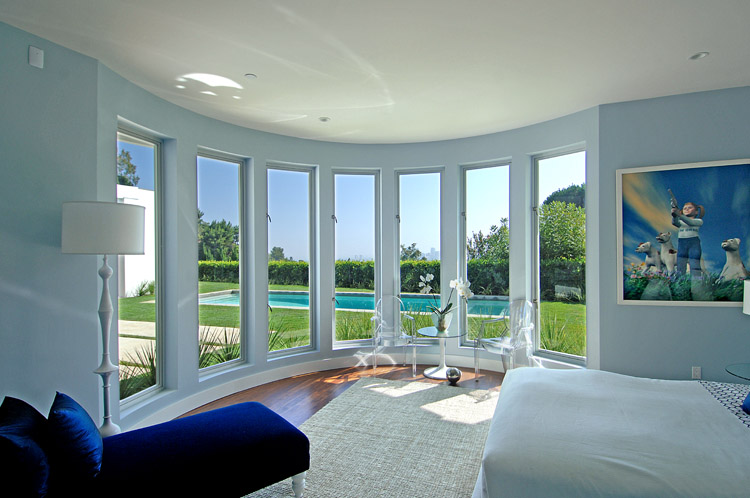 See this house setting the stage for a house with a view for White window interior design