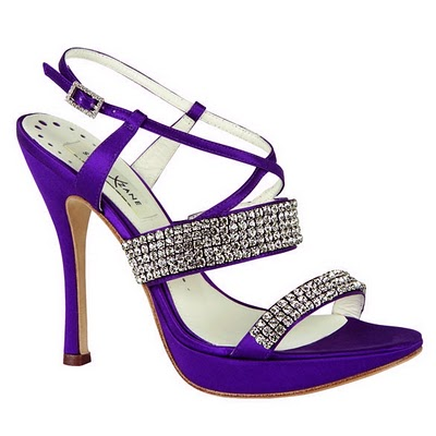 Prom Shoe on Shoes Colection  Purple Prom Shoes By Siena Xzane Roma Platform Shoes