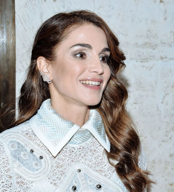 More On Queen Rania Presence At The UN Foundation's Gender Equality Discussion