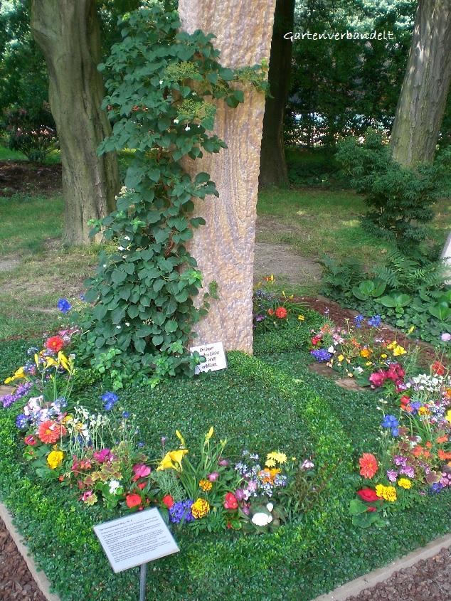 gartenverbandelt grabbepflanzung f r den sommer. Black Bedroom Furniture Sets. Home Design Ideas