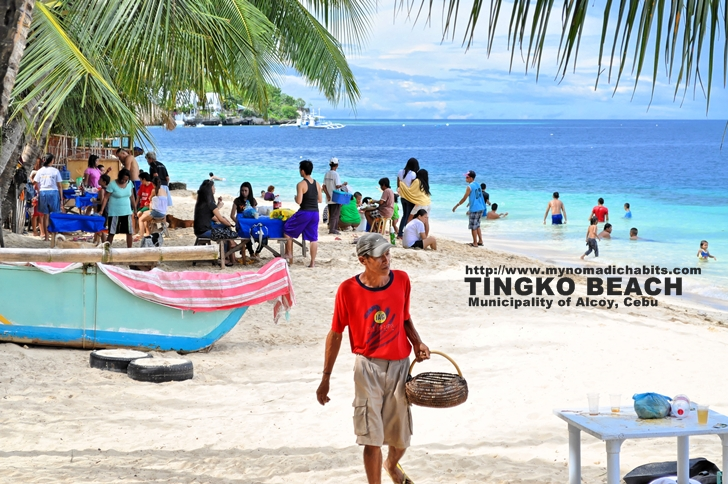 Alcoy (Cebu) Philippines  city images : Tingko Beach of Alcoy, Cebu | Backpacking Philippines