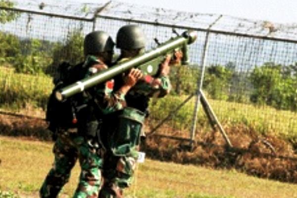 Rudal Manpads QW-3. PROKIMAL ONLINE Kotabumi Lampung Utara