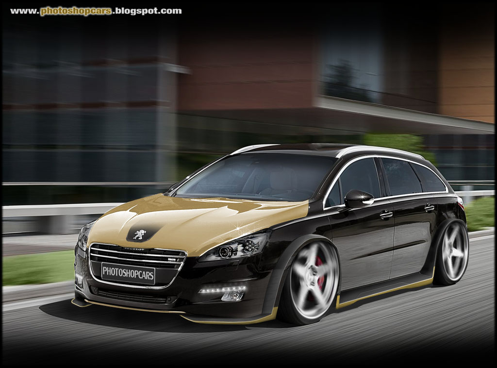 peugeot 508 sw gt tuning. Black Bedroom Furniture Sets. Home Design Ideas