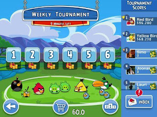 Angry Birds Friends coming to Android and iOS