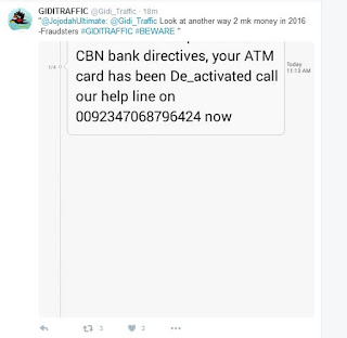 See The New Way Scammers Operate In 2016 (Photo)