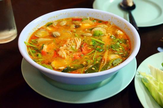 Resepi Tom Yam Asli Satun Siam