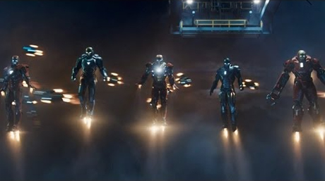 Iron Men Army: Galería y análisis de las armaduras