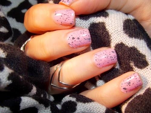 models own speckled eggs dove, models own dove nail lacquer, models own vernis dove, blog beauté
