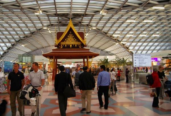 Bandara di Thailand