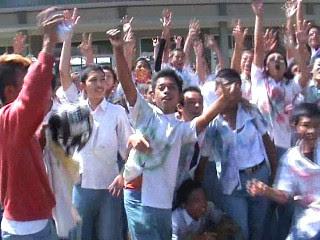 Pengumuman Hasil Kelulusan UN SMA 2012