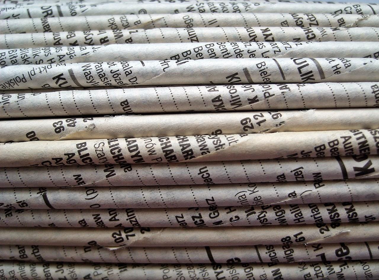 tutki z gazet