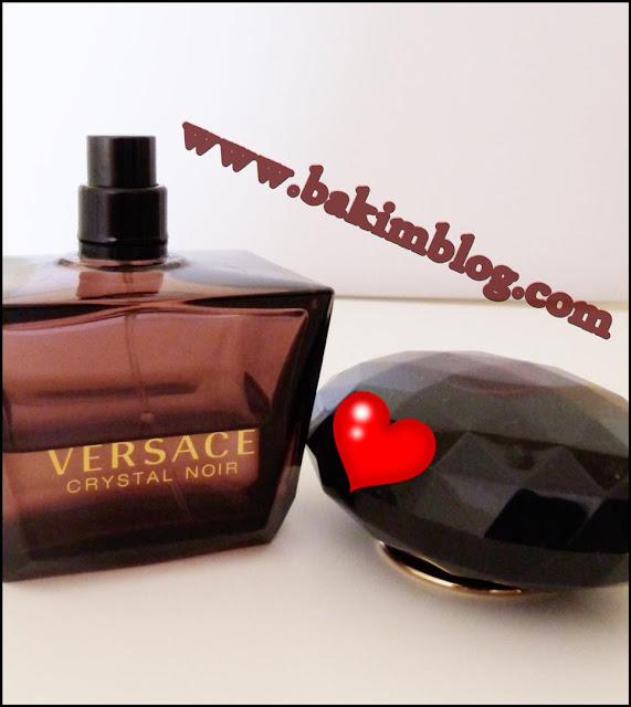 versace crystal noir notaları