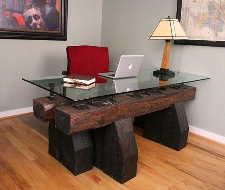 Muebles de madera materiales reciclados - Muebles reciclados de madera ...