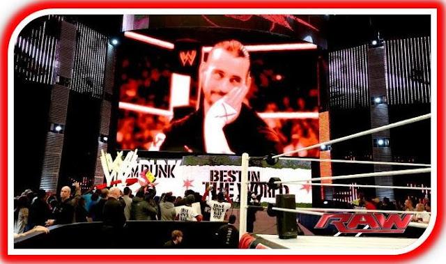مشاهده مصارعه حرة WWE Monday Night Raw مترجم عربي 3  - 3 - 2014