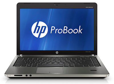 HP ProBook 4435s Notebook review 2011