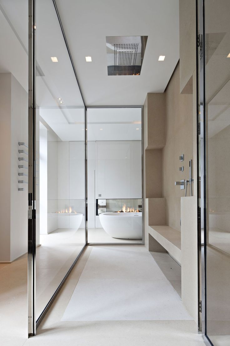 Resina idee pavimento - Pareti doccia in resina ...