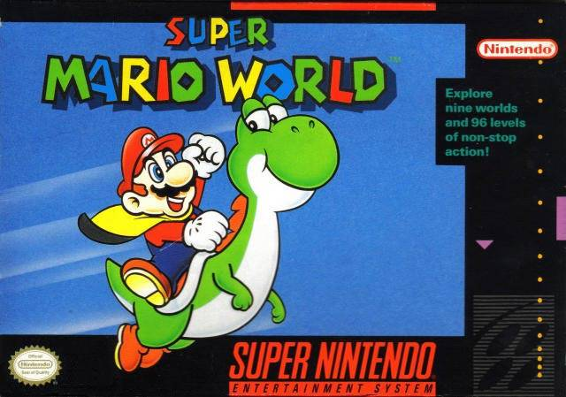 Descargar Super Mario World