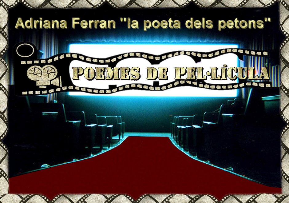 Poemes de Pel·lícula per Adriana Ferran