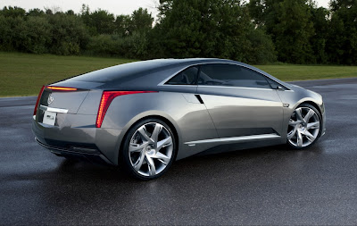 Cadillac ELR goes into Series