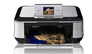 Canon PIXMA MP640  Inkjet Photo All-In-One Printer Download