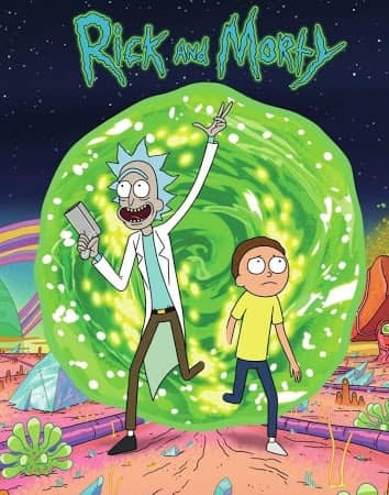 Rick y Morty Temporada 1