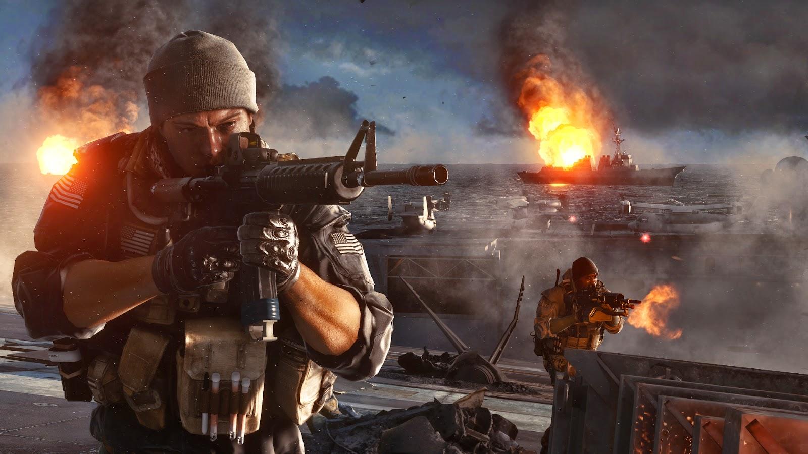 Battlefield 4 Final Stand Official Site - battlefield 4 final stand wallpapers